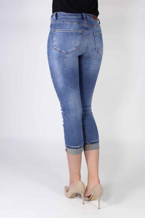 VERO MODA Jeans straight denim VMWONDER NW STRAIGHT_LIGHT BLUE DENI img3