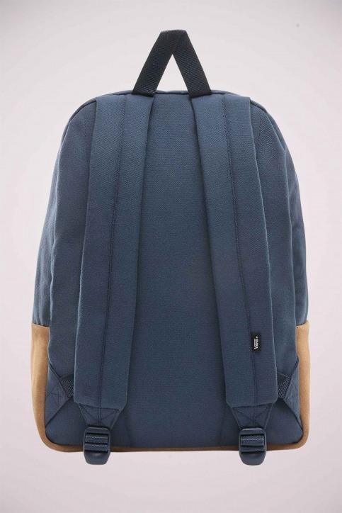 """VANS """"OFF THE WALL"""" Rugzakken blauw VN000ONITCX1_QUETZAL DRESS B img2"""
