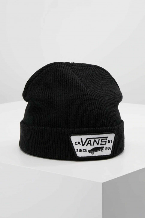 "VANS ""OFF THE WALL"" Mutsen zwart VN000UOUBLK1_BLACK img1"