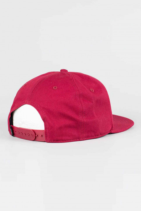 """VANS """"OFF THE WALL"""" Casquettes rouge VN0A36I8TD21_RHUMBA RED img2"""