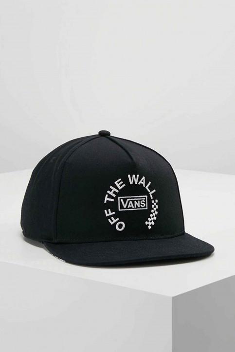Vans Casquettes noir VN0A3I1BBLK1_BLACK img1