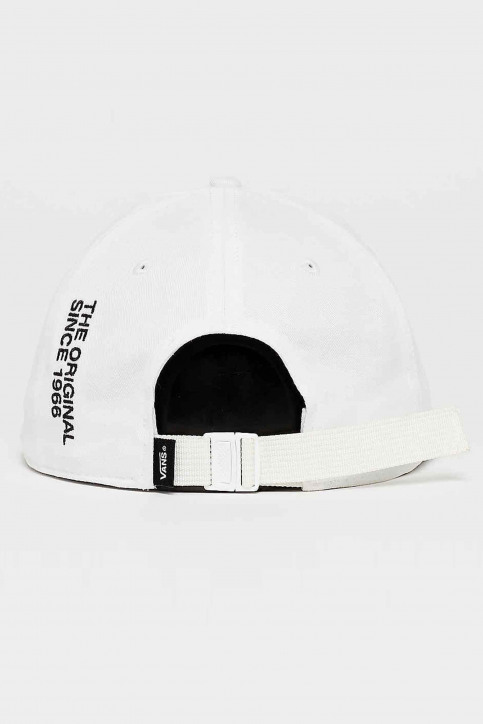 """VANS """"OFF THE WALL"""" Casquettes blanc VN0A3I1BWHT1_WHITE img2"""