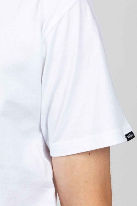 """VANS """"OFF THE WALL"""" T-shirts (korte mouwen) wit VN0A54CCWHT1_WHT1 WHITE img3"""