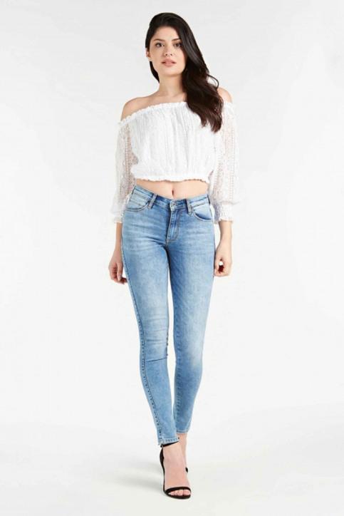 GUESS T-shirts (manches courtes) blanc W0GH96WCUZ0_TWHT TRUE WHITE img2