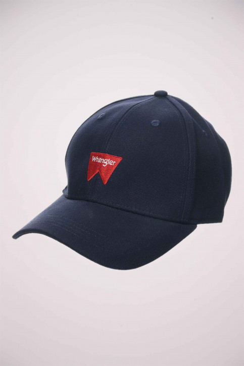 Wrangler® Casquettes bleu W0U5U5114_NAVY img1
