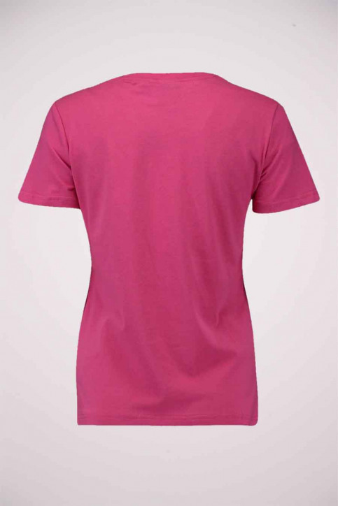 SUPERDRY T-shirts (manches courtes) rose W1010219A_MME HOT PINK img5