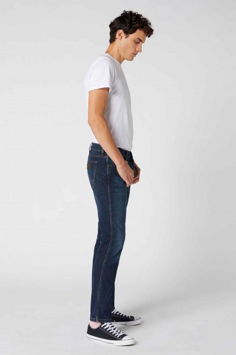 Wrangler® Jeans straight denim W15Q8343C_DARK BLUE img2