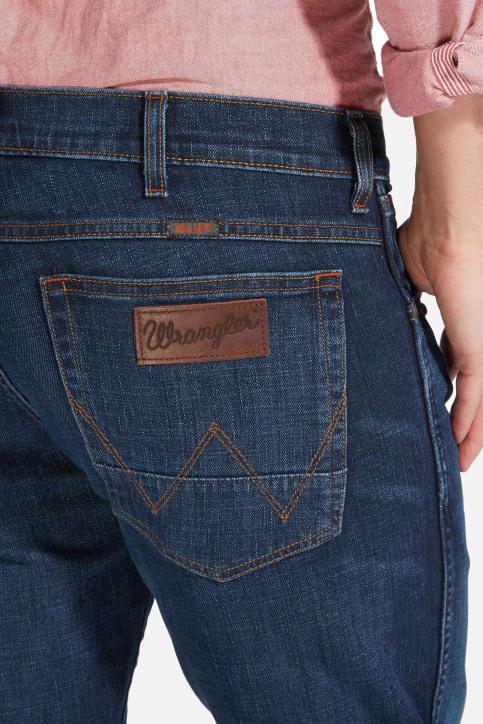 Wrangler® Jeans straight denim W15Q8343C_DARK BLUE img4