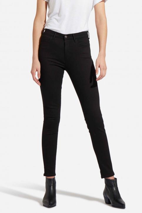 Wrangler® Jeans skinny noir W27HLX023_RINSE img1