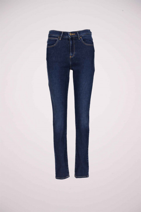 Wrangler® Jeans skinny denim W27HVH78Y_NIGHT BLUE DARK img6
