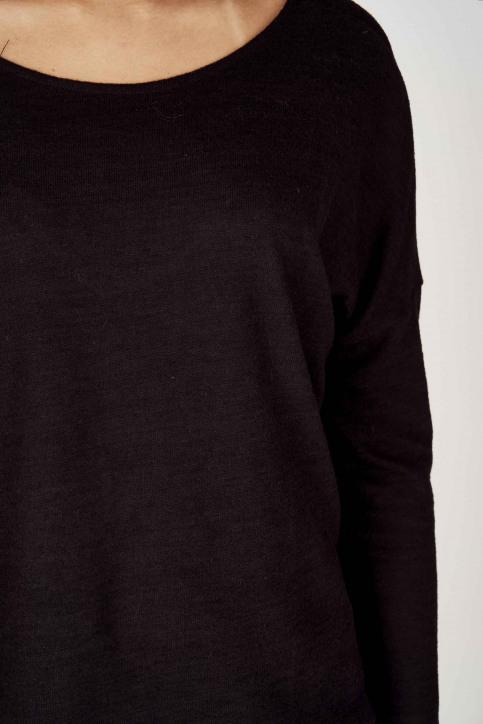 Hailys Chemisiers (manches longues) noir WT1901003_BLACK img4