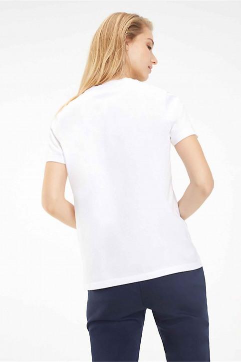 Tommy Jeans Tops uni manche courte blanc WW0WW24967100_100 CLASSIC WHI img3