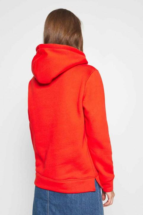 Tommy Jeans Sweats avec capuchon orange WW0WW26410SNF_SNF OXIDI ORANG img2