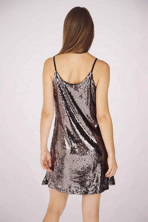 Hailys Robes courtes noir XL1902047_BLACK img3