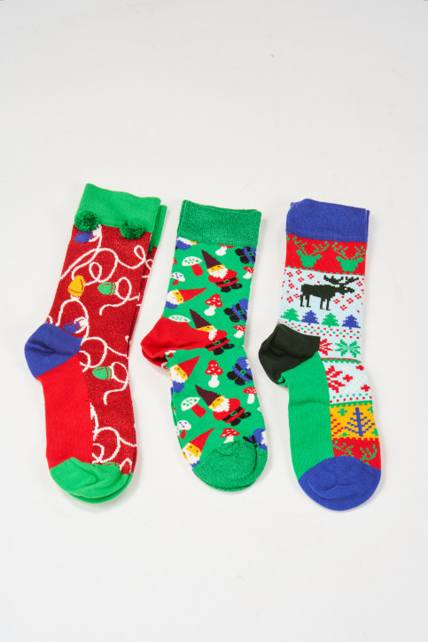 Happy Socks Cadeaux (autres) multicoloré XMAS087003_7003 img3