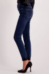 VERO MODA Jeans skinny denim 10158330_DARK BLUE DENIM img4