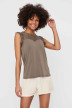VERO MODA® Blouses (zonder mouwen) grijs 10196238_BUNGEE CORD img1