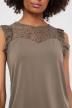 VERO MODA® Blouses (zonder mouwen) grijs 10196238_BUNGEE CORD img4