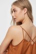 VERO MODA Blouses (zonder mouwen) bruin 10226122_MEERKAT img4