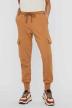 VERO MODA® Joggingbroeken bruin 10235143_TOBACCO BROWN img1