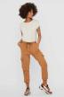 VERO MODA® Joggingbroeken bruin 10235143_TOBACCO BROWN img2