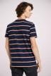 Tom Tailor T-shirts (korte mouwen) multicolor 1023831_25897 NAVY TRIC img4