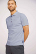 Tom Tailor Polo's grijs 1024577_15398 LIGHT STO img1