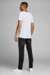 CORE BY JACK & JONES T-shirts (manches courtes) blanc 12059219_WHITE img5