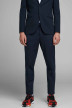 PREMIUM by JACK & JONES Pantalons de costume bleu 12126045_DARK NAVY img4