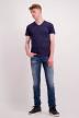 JACK & JONES JEANS INTELLIGENC Jeans slim denim 12126063_BLUE DENIM img2