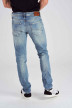 JACK & JONES JEANS INTELLIGENC Jeans slim denim 12140583_BLUE DENIM img3