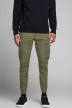 JACK & JONES JEANS INTELLIGENCE Broeken OLIVE 12141844_OLIVE NIGHT img1