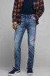 JACK & JONES JEANS INTELLIGENC Jeans slim denim 12148275_BLUE DENIM img1