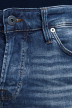 JACK & JONES JEANS INTELLIGENC Jeans slim denim 12148275_BLUE DENIM img4