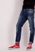 JACK & JONES JEANS INTELLIGENC Jeans slim denim 12148533_JOS976BLUE DEN img1