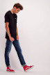 JACK & JONES JEANS INTELLIGENC Jeans slim denim 12148533_JOS976BLUE DEN img2