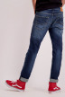 JACK & JONES JEANS INTELLIGENC Jeans slim denim 12148533_JOS976BLUE DEN img3