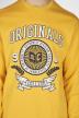 ORIGINALS BY JACK & JONES Sweaters met ronde hals geel 12155627_YOLK YELLOW SLI img4