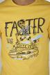 ORIGINALS BY JACK & JONES T-shirts (korte mouwen) geel 12155638_YOLK YELLOW SLI img4
