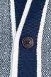 PREMIUM BLUE BY JACK & JONES Polos 12157420_NAVY BLAZER WHI img5