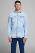 JACK & JONES JEANS INTELLIGENC Hemden (lange mouwen) denim 12158524_BLUE DENIM img4
