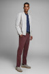 JACK & JONES JEANS INTELLIGENCE Chinos rouge 12159940_BURGUNDY img6