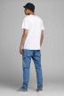 CORE BY JACK & JONES T-shirts (korte mouwen) wit 12161418_WHITE img3