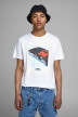 CORE BY JACK & JONES T-shirts (korte mouwen) wit 12161418_WHITE img6