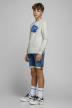 J & J Kids Shorts denim 12167640_BLUE DENIM img6