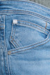 JACK & JONES JEANS INTELLIGENC Jeans slim denim 12168497_AM967 LIGHT BLU img5