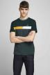 CORE BY JACK & JONES T-shirts (korte mouwen) groen 12175283_DARKEST SPRUCE img1