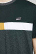 CORE BY JACK & JONES T-shirts (korte mouwen) groen 12175283_DARKEST SPRUCE img5
