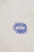 ORIGINALS BY JACK & JONES Truien met ronde hals wit 12178115_CLOUD DANCER RE img3