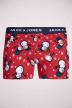 ACCESSORIES BY JACK & JONES Geschenken (sokken) bruin 12179785_CHILI PEPPER img3